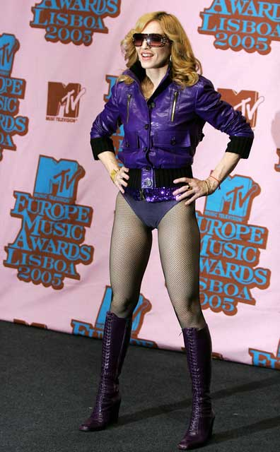 Madonna_purple
